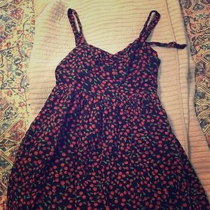 Dresses & Skirts - Summer dress cherries and pockets!!